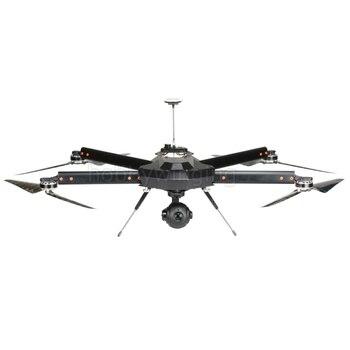 Таро PEEPER 750 мм Peeper я долгое время drone Quadcopter поставляются с 3-осное комбинированный 10x оптический зум для FPV энтузиастов