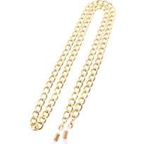 Gold Eyeglass Chains Sunglasses Metal Non-slip Reading Glasses Chain Eyewears Cord Holder Neck Strap Rope 70cm High Quality