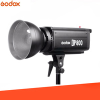 Godox DP800 flash studio Professional strobe 800Ws Pro lights wedding photography lights Photography Studio Lighting 110V / 220V