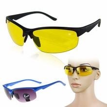 Открытый охота ночного видения очки охота безопасность взрывозащищенные тактические очки для четкости видения линзы для езды для мужчин очки