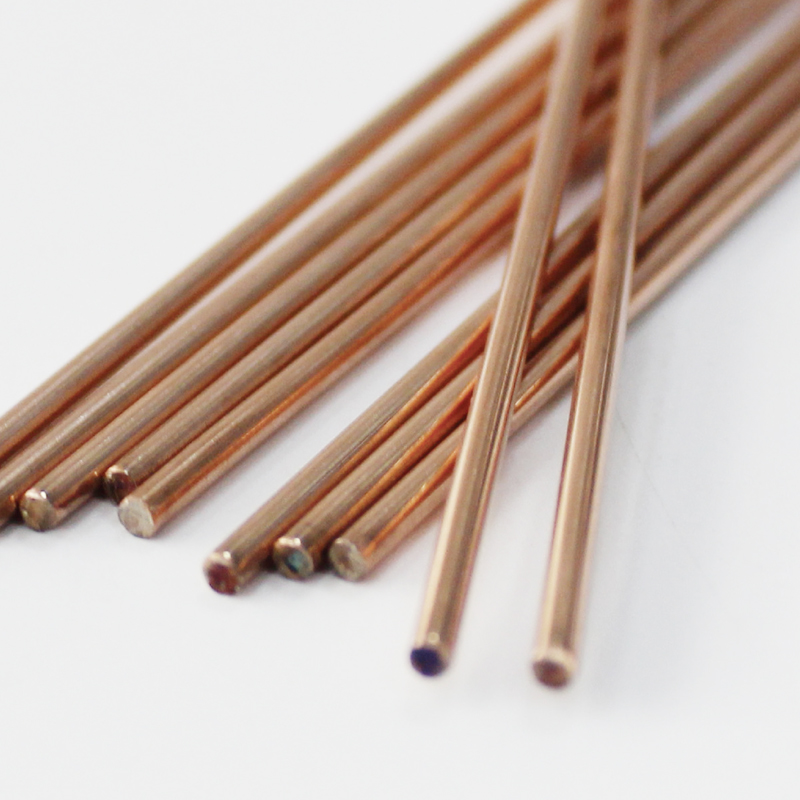 Silver Brazing Rods Phoscopper Low Temperature Soldering