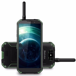 Image 4 - Walkie Talkie Blackview BV9500 Pro Mobile Phone 4G Android 8.1 6GB+128GB Smartphone 10000mAh Battery NFC Wireless Charge Phone