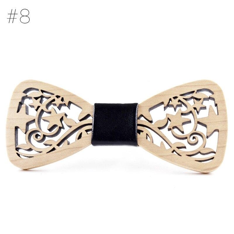 Temperamentvoll Männer Der Mode Pre Krawatte Holz Bowtie Kreative Vorhanden Smoking Krawatte Wir Nehmen Kunden Als Unsere GöTter