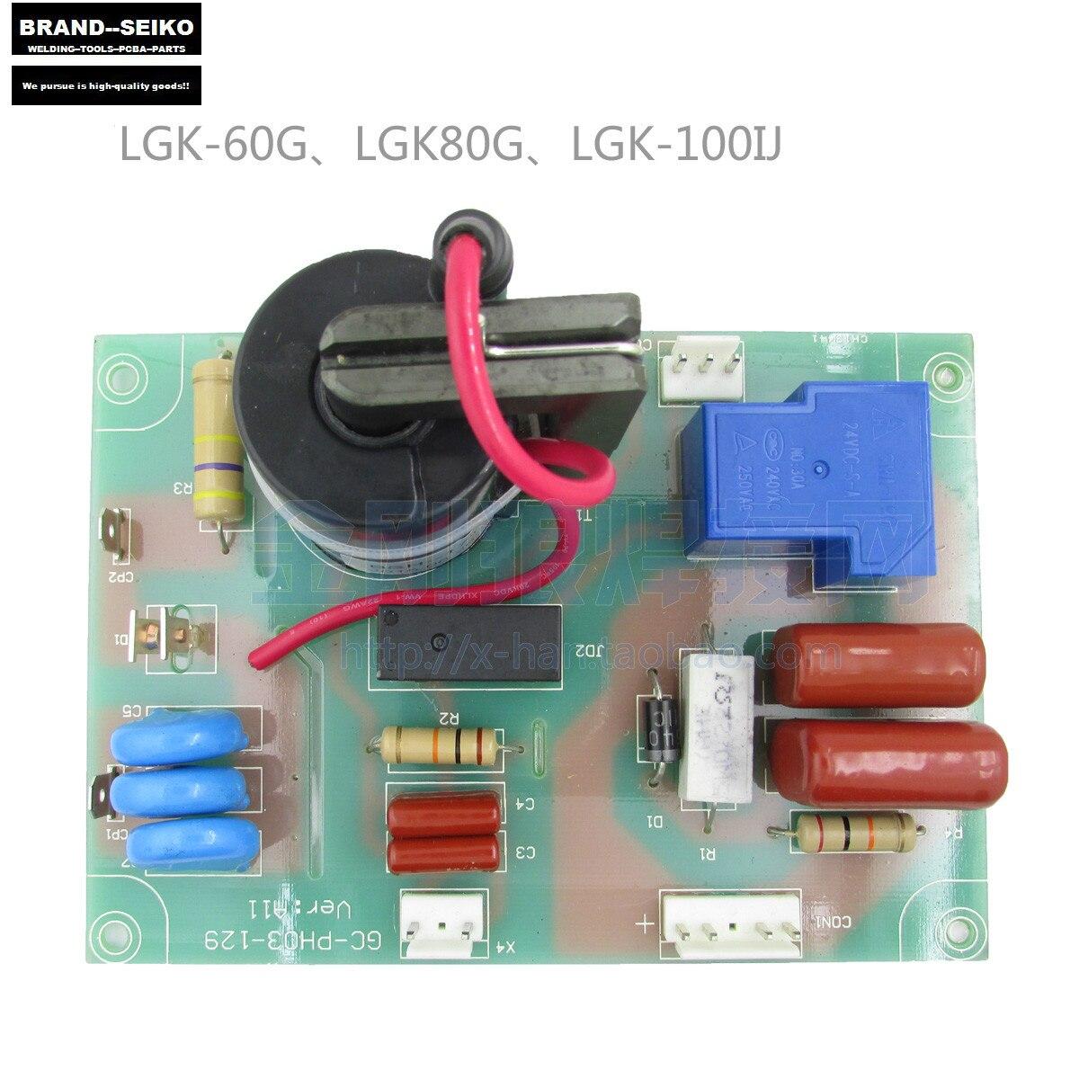 LGK LGK - 100-60 g ij LGK80G high frequency arc plasma cutting machine PCB board Nibbler