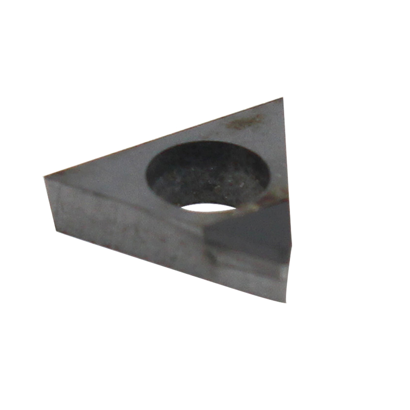 TBGT060102 2PCS PCD blade for cutting high hardness materials use boring bar cnc machine Factory Outlet