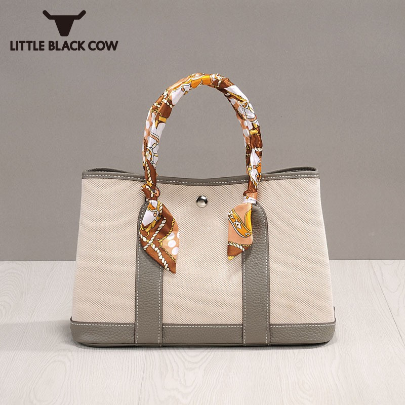 Cow Palm Print Cowhide Totes Work Party Women Crossbody Shoulder Bags