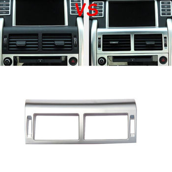 ABS Controlli di Uscita Dell'aria Decorato Cornice Per Land Rover Discovery Sport 2015