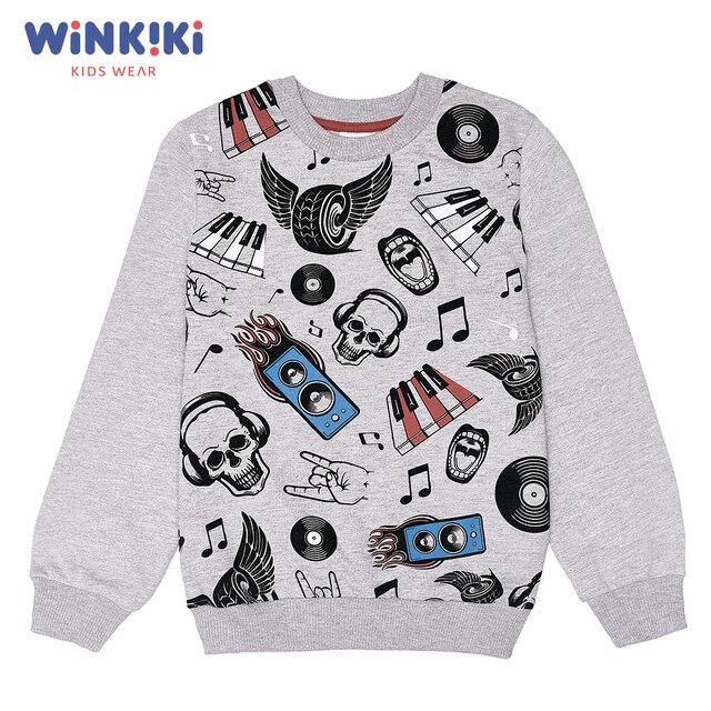 Свитшот для мальчика WINKIKI