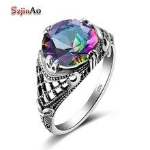טבעות 925 טבעת Szjinao