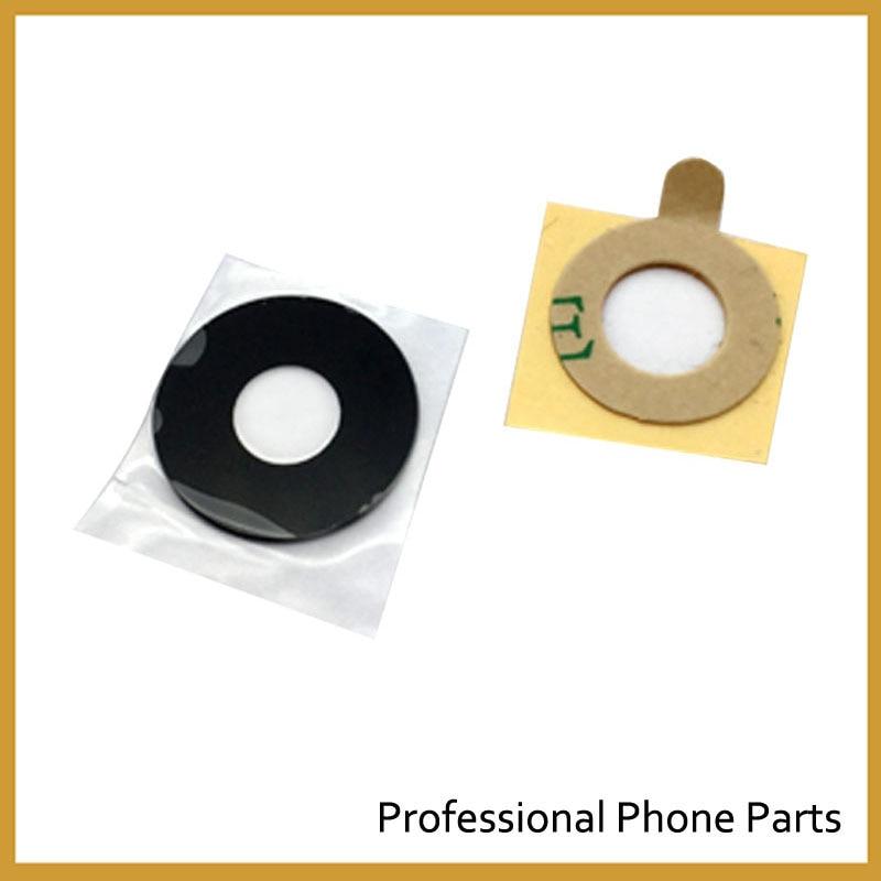 2 Pcs/Lot ,Original New Back Rear Camera Lens Glass For LG Google Nexus 5X Glass Cover With Glue Repair Parts