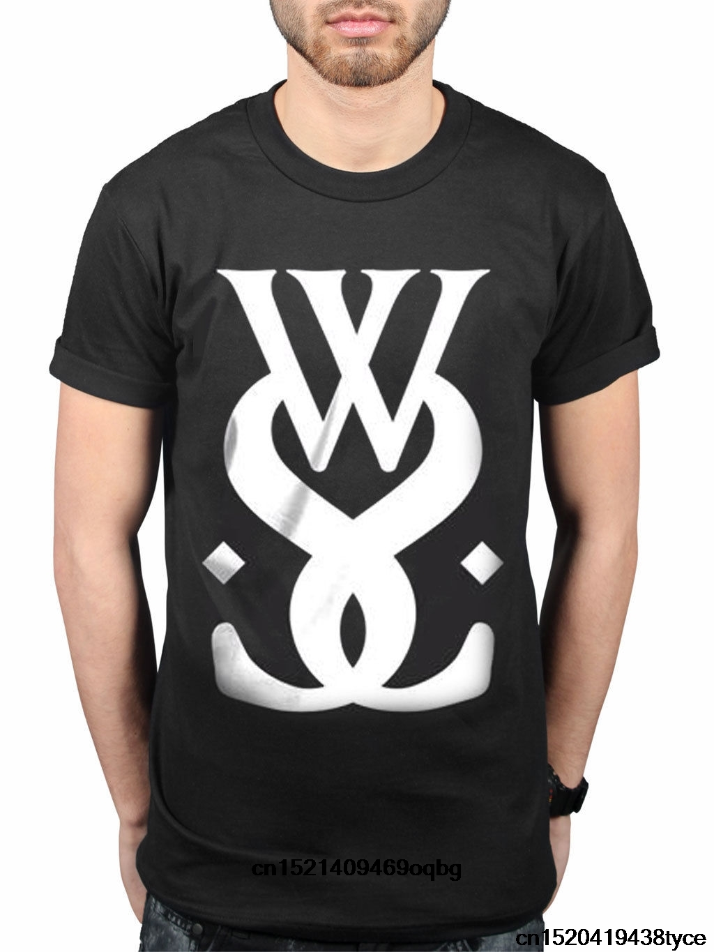 2018 New Fashion While She Sleeps Logo T Shirt Sheffield Metalcore Band Wss Death Toll Design Cool Tops In Shirts From Mens Clothing