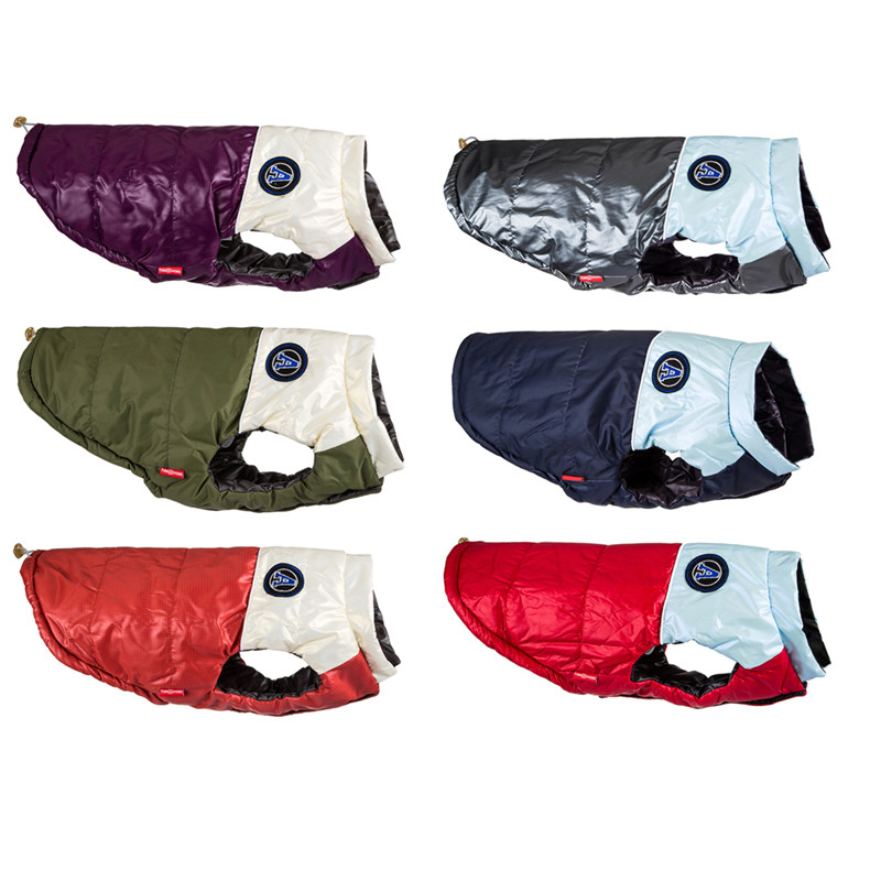 Small Large Dog Warm Clothes Winter Clothing Pet Dog Jumpsuit Warm Big Dog Track Suit Puppy d Jacket Coat Product 160825-1