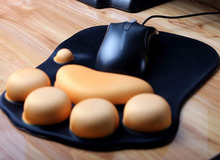 Cat Claws Comfortable Silicone Wrist Support Mouse Pad Pads Gaming Mousepad Mouse Mat
