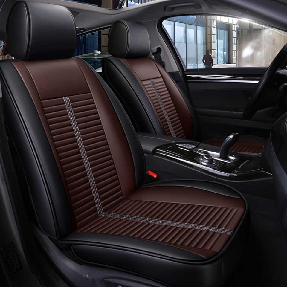 Evrensel araba koltuğu kaplaması için lada granta 2107 2114 vesta priora kalian largus xray niva araba aksesuarları araba koltuk koruyucusu