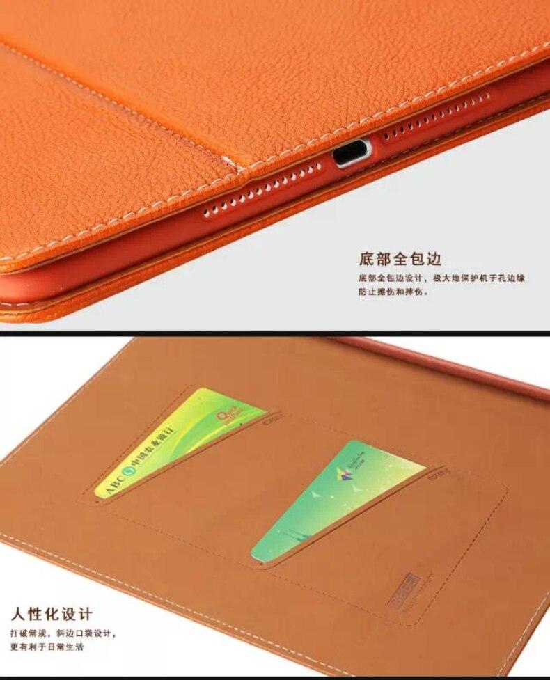 ビジネスフリップスタンドPUレザーケース(iPad Air - タブレットアクセサリー - 写真 6