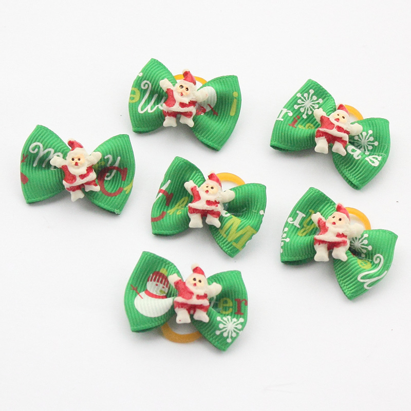 100-PcsLot-Armi-store-Handmade-Christmas-Dogs-Bow-Festival-Grooming-Bows-For-Dogs-6011035-Pet-Jewelry-Accessories-Wholesale-1