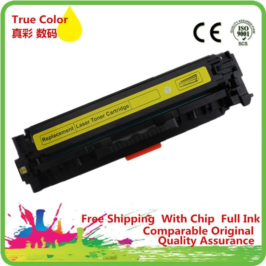 For Q6000A Q6001 Q6002 Q6003 Toner Cartridge Replacement For HP Color  Laserjet 1600 2600n 2605 2605dn 2605dtn CM1015 CM1017