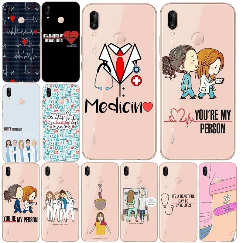 Cheap Price 022fg Cartoon Medicine Nurse Doctor Dentist Soft Silicone Tpu Cover Phone Case For Xiaomi Redmi Note 4a 4x 6 Pro 6a Cellphones & Telecommunications