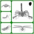 JWLELE Насекомых серии Головоломки 3D Металла сборки модели Souptoys Творческий Рабочего украшения DIY сплава Классическая коллекция