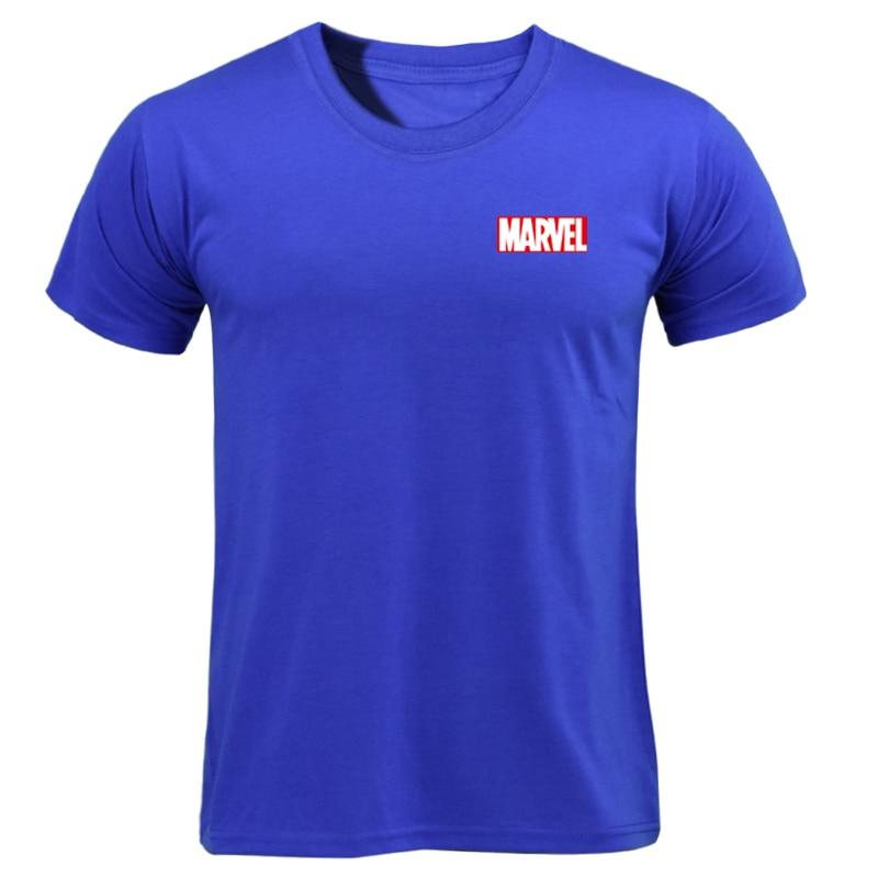 MARVEL T-Shirt 2019 New Fashion Men Cotton Short Sleeves Casual Male Tshirt Marvel T Shirts Men Women Tops Tees Boyfriend Gift 55