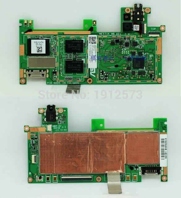 ФОТО Full Function Tested Working For Asus Google Nexus 7 2nd 16GB Wifi Version Mainboard Motherboard Free Shipping