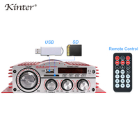 Kinter MA 900 Mini Audio Amplifier in home 4channel DC12V car stereo sound AMP with USB SD CD,DVD ,MP3 Function