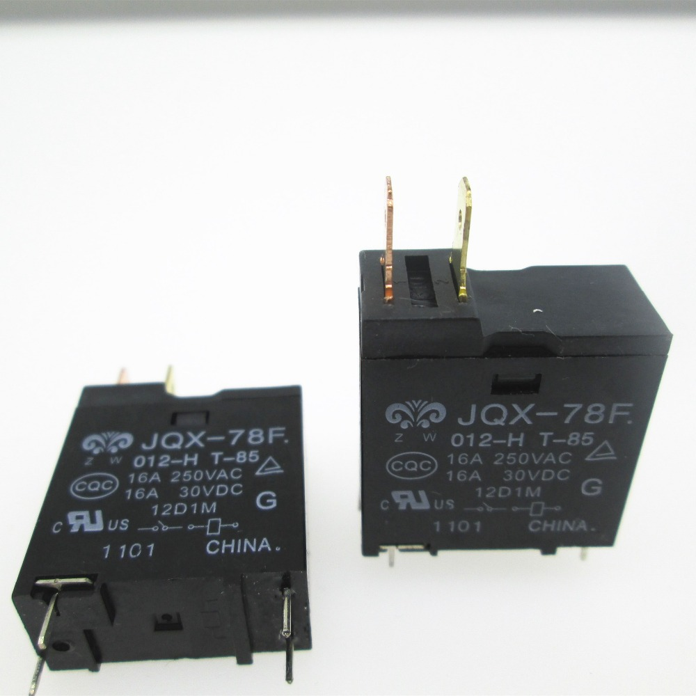 NEW microwave oven 12V relay JQX 78F 012 H JQX 78F 012 H JQX78F 012H