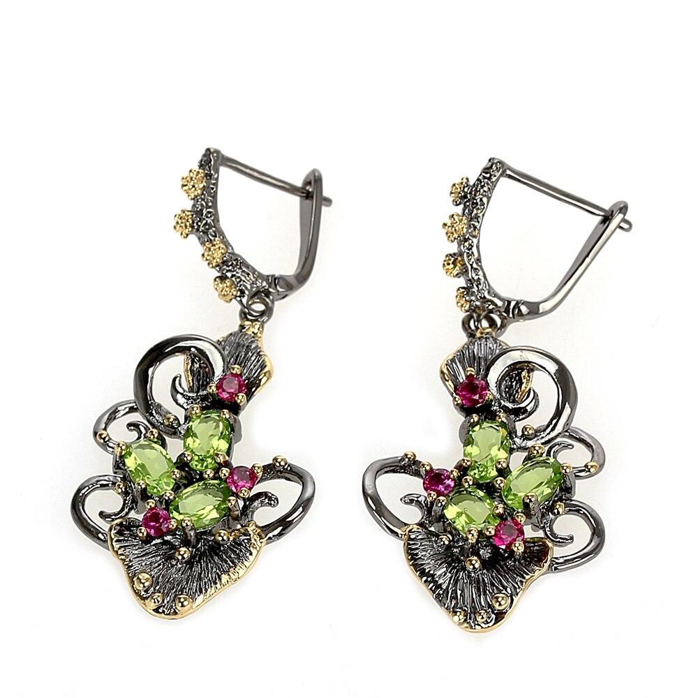 WE3873 zircon stone ring vintage jewelry (2)