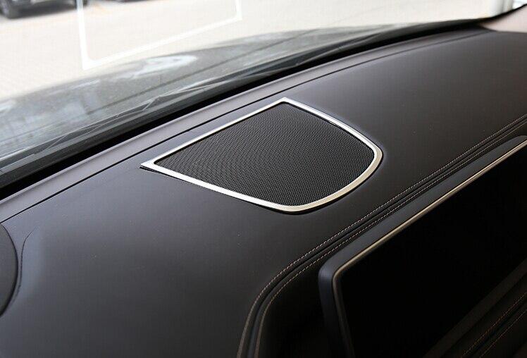 Lefe Hand Drive Auto font b Car b font 1pcs font b Interior b font Speaker