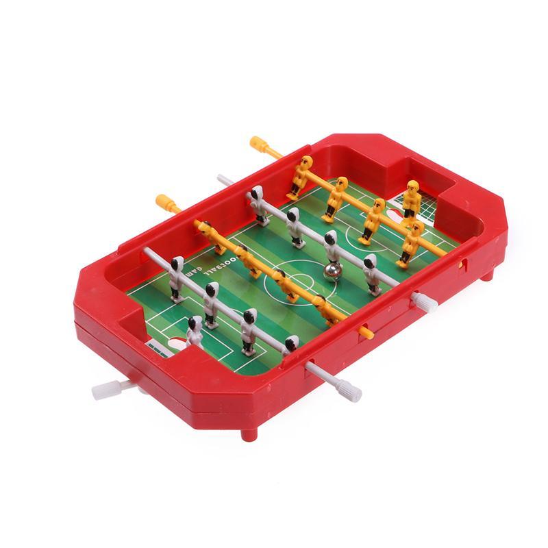 In Staat Mini Tafel Top Foosbal Voetbal Game Voetbal Machine Creative Gift Speelgoed Voor Kids Kinderen Een Brede Selectie Kleuren En Motieven