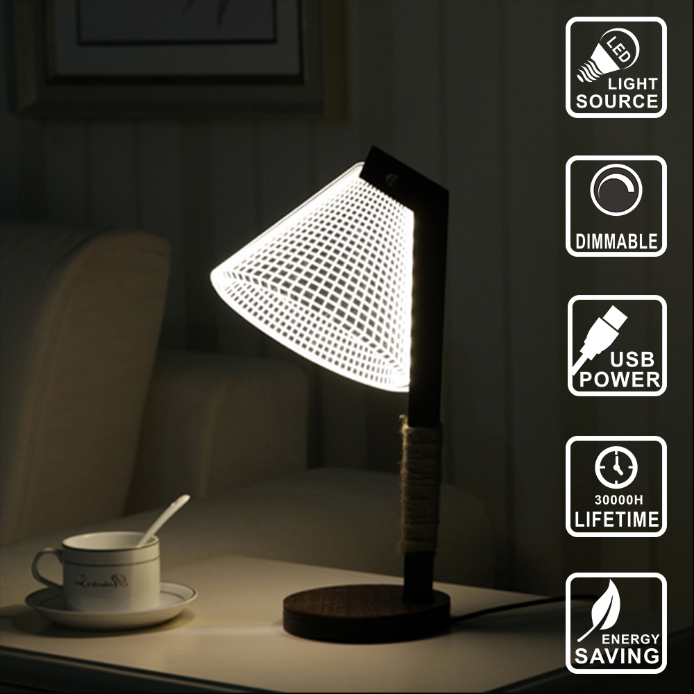 Wood 3d lamp dimmable lighting led lamp usb night light desk table wood 3d lamp dimmable lighting led lamp usb night light desk table lamp wood led bulb decoration light acrylic light iy804006 in led night lights from aloadofball Images