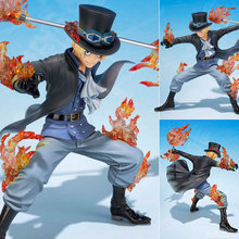 Anime One Piece Sabo 5th Anniversary PVC Action Figure Collectible Model Toy 15cm  A231