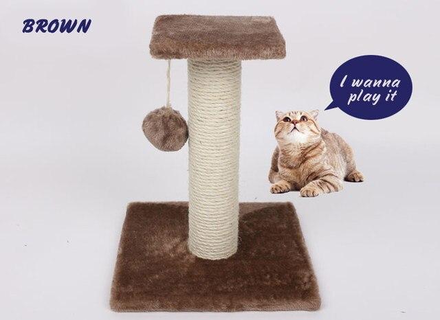 Tienda Online PET Juguetes para gatos interactivo árbol Torre ...