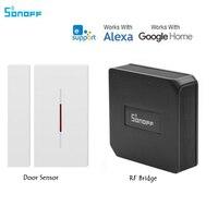 Itead Sonoff Door Window Alarm Motion Sensor Detect Switch 433 RF Bridge Converter Wifi Smart Home