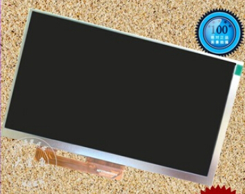 New LCD Display Matrix For 7 inch Tablet 163 97mm WCD 700p001 inner LCD screen Panel