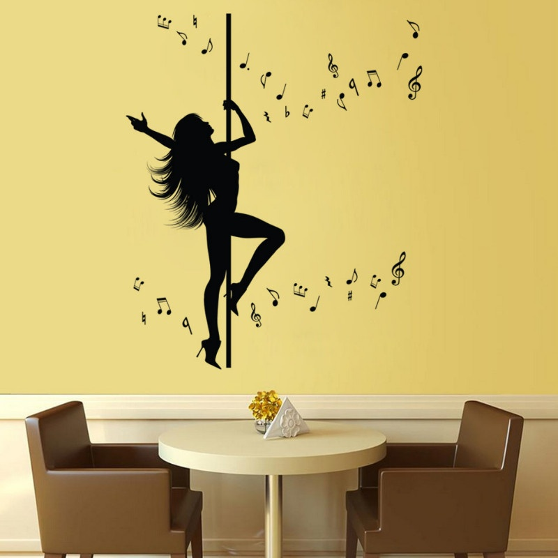 Old Fashioned Musical Wall Art Festooning - Wall Art Design ...
