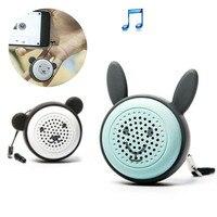 DOITOP Mini BT Speaker Animali Wireless Autoscatto Build-in Mic Altoparlante Stereo Per Il Telefono Mobile Tablet PC Chiamata funzione Portatile