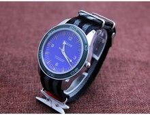 b8bdb0846fc Weros männer Military Watch Fashion Casual Uhren Männer Armbanduhr  Nylonband Quarz Sport Handgelenk Uhr Männlichen(