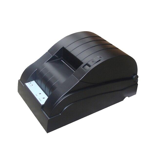 58 мм тепловая USB чековый принтер pos машина с 120 мм/сек. высокая скорость поддержка Win10 HS-587U широко используется для супермаркета