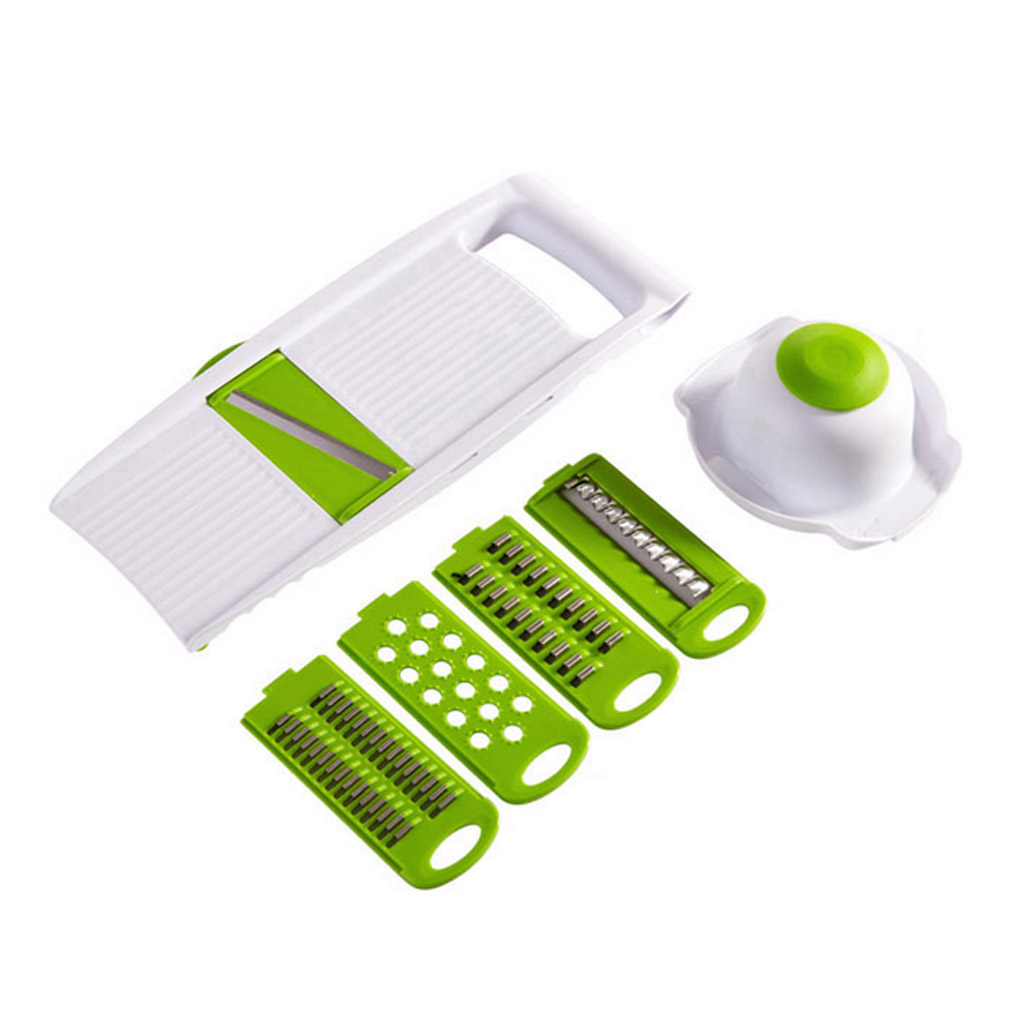 Multifunction Vegetables Cutter shredder is sliced into strips cut potatoes wire grater sets Kitchen Accessories