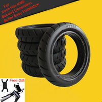 2Pcs Xiaomi Mijia M365 Electric Scooter Tire Vacuum Solid Tyre Upgraded Version For Eletric Skateboard Skate