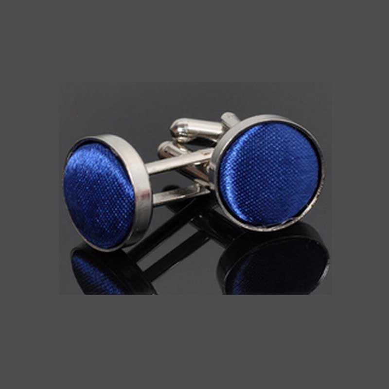 H:HYDE 8 Colors New Cufflinks Wedding Gifts For Men Shirt Cuffs Fashion Cuff links Button Men Jewelry French Cufflink