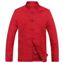 tangzhuang men clothing jacket traditional chinese men cheongsam jacket gold clothes men clothes china oriental mens clothing