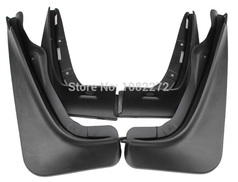 Mud Flaps Splash Guard Mudguard For MINI Hatch Mk2 (R56) - One Cooper Cooper S 07-14 car accesorios styling for nissan patrol y62 2017 mudguards mud flaps splash guards mud guards mudguard mud guard 4pcs set