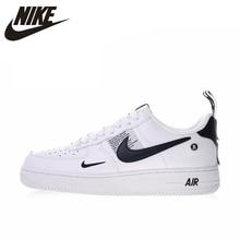 1210484f079 Original Autêntica Nike Air Force 1 07 LV8 Utilidade dos homens Skate  Sapatos Sapatos de Desporto Ao Ar Livre Tênis De Grife 201.