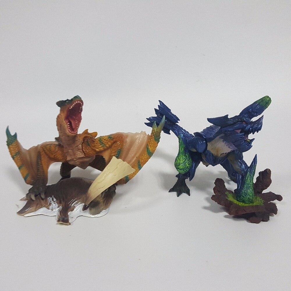 Monster Hunter Action Figure Tigrex Brachydios Dragon