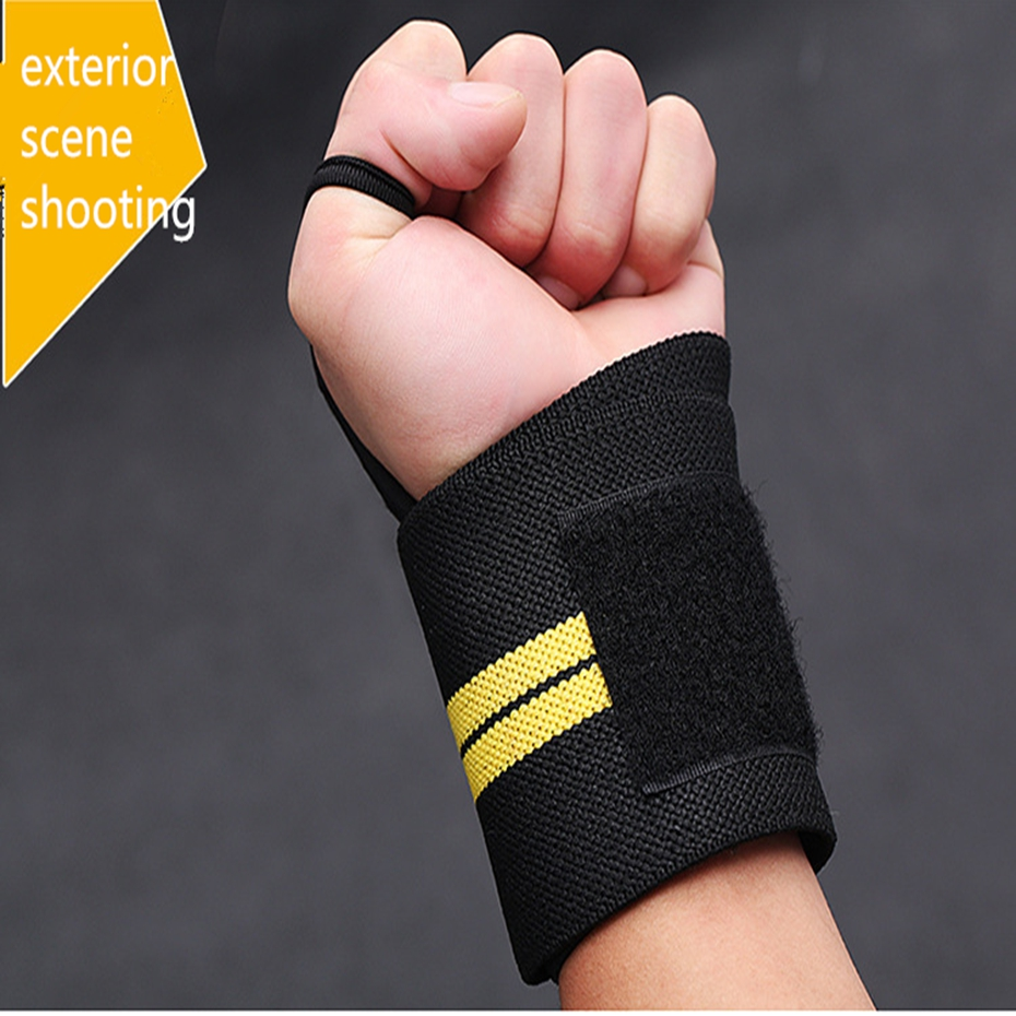 YINGTOUMAN 2 pcs/lot Climbing Wrist Support 2017 Hand Guards Bicycle Wristband Arm Band Finger Lock Outdoor Sports Protector