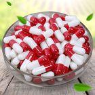 Empty Hard Gelatin Capsule Size 0# Clear Kosher Gel Medicine Pill Vitamins 1000