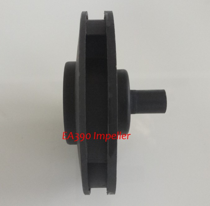 LX pump impeller of EA390 impellor B240-04 for chinese pump impellor