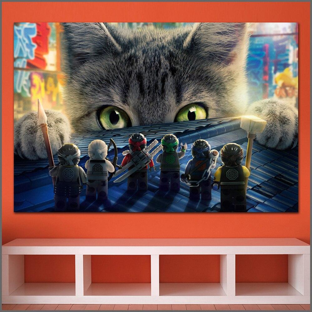 Cats, Frames, Glance, Print, WLONG, Picture